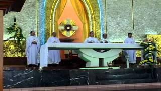 Lễ Quan Thầy Hieronimo Miền Nam năm 2011. Phần 1