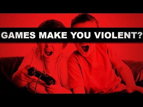 do violent video games kill