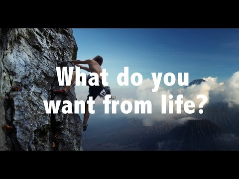 what do you want from life essay