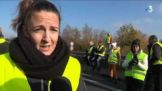 Gilets jaunes : forte mobilisation en Seine-et-Marne