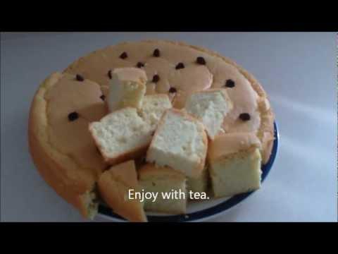 How To Make Mkate Wa Mayai (swahili Sponge Cake)