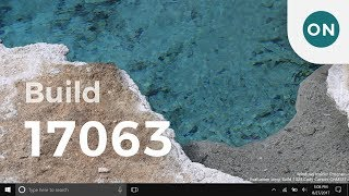 Hands On With Timeline And More In Windows 10 Build 17063