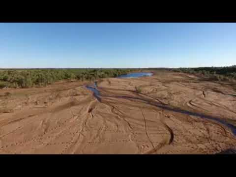Port Hedland's Spinifex Spree- Drone2