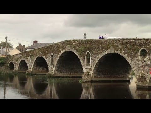 Ireland's waterways. The River Barrow HD