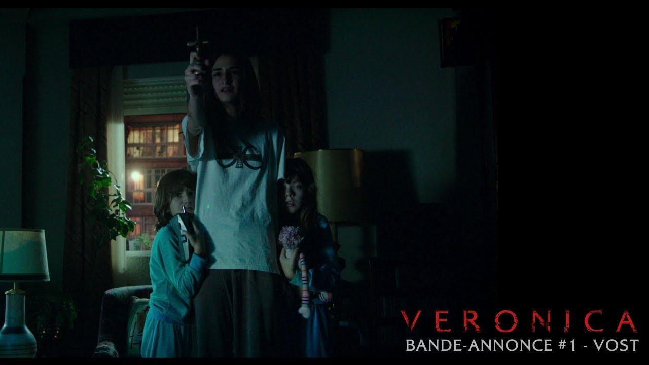 VERONICA - Bande-Annonce #1 - VOST