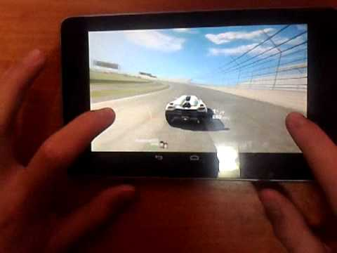 Обзор игр на планшет Nexus 7