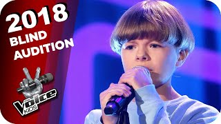 Sam Smith - Stay With Me (Philias)   The Voice Kids 2018   Blind Auditions   SAT.1