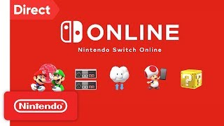 Nintendo Switch Online & NES Controllers | Nintendo Direct 9.13.2018