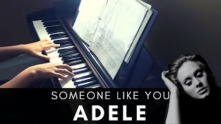Someone Like You (Piano Accompaniment) - Adele (Performed by aldy32)