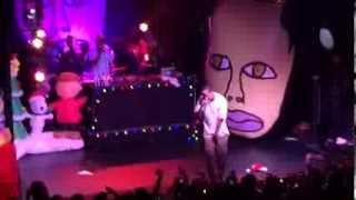 (2/4) Earl Sweatshirt Christmas Concert 2013