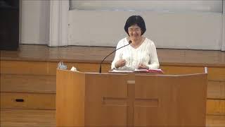 20180325浸信會仁愛堂主日信息_蔡麗貞院長