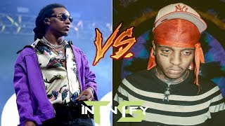 Flow Showdown - Takeoff vs Ski Mask The Slump God (Episode 1)