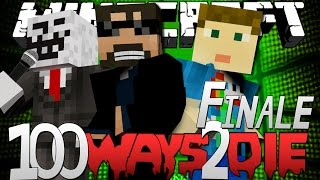 Minecraft 100 Ways To Die | DERP SSUNDEE FINALE? [16] thumbnail