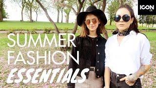 Summer Fashion Essentials | sunbeamsjess & Lexi A-N