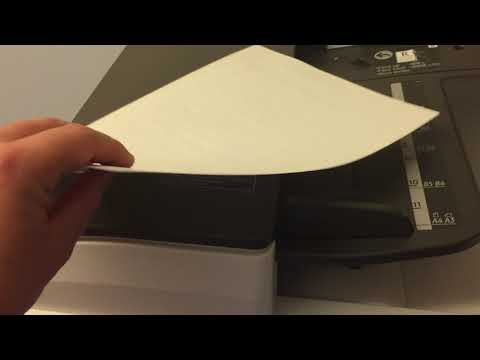 Office: How to Use the Office Photocopier