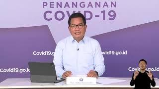 Update Penanganan Corona Virus di Indonesia 10 Juni 2021 | HSN