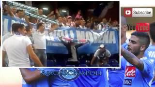 Il coro infinito da brividi della curva del Napoli [ Genoa vs Napoli 0-2 ]
