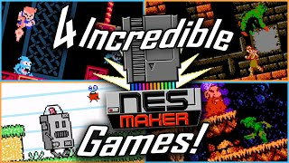 4 Incredibly Fun Nesmaker Games The Nes Game Maker