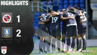 Reading 1 Sheffield Wednesday 2 | Extended highlights | 2018/19