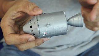 ยานอวกาศเคลื่อนที่ได้อย่างไรในเมื่อบนอวกาศไม่มีอะไรให้ผลัก