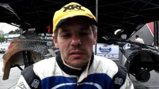Leandro Ferrarini   Após SS3   Rally Vale do Paraíba 2016 converted