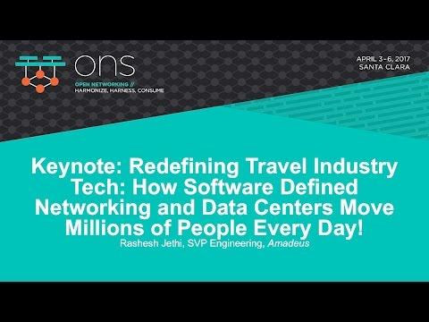 Keynote: Redefining the Tech that Powers Travel - Rashesh Jethi, Amadeus