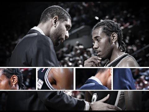 Kawhi Leonard and the Scary Spurs #HoopsLounge