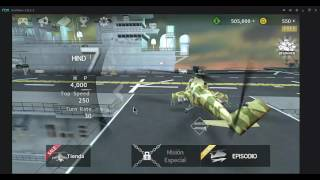 HACK GUNSHIP BATTLE VERSION 2.5.41 ROOT TEMPORAL.