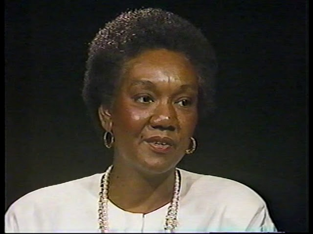 Dr. Francis Cress Welsing [1989]