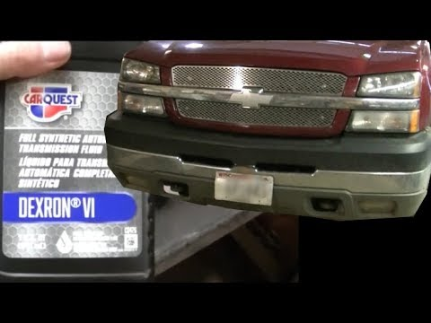 changing transfer case fluid 2008 silverado