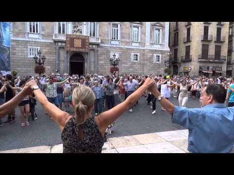 20140921 - Baile de la Sardana - Cataluña - Barcelona
