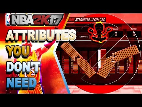 ATTRIBUTE YOU DON'T NEED FOR EACH ARCHETYPES - NBA 2K17 TIPS & TRICKS
