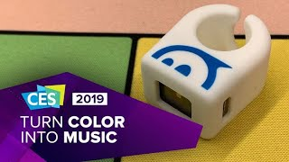 CES 2019: Sphero Specdrums transform beautiful colors into music