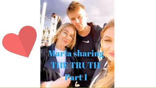 Maria from 90 Day Fiance Shares THE TRUTH with Jesse Meester PART 1