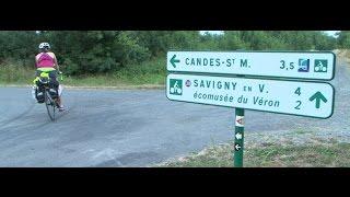 Mes vacances sur les routes de la Loire à vélo