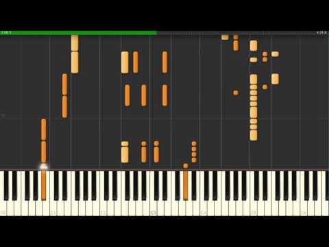 【耳コピ】欅坂46/エキセントリック【ピアノ音アレンジ】