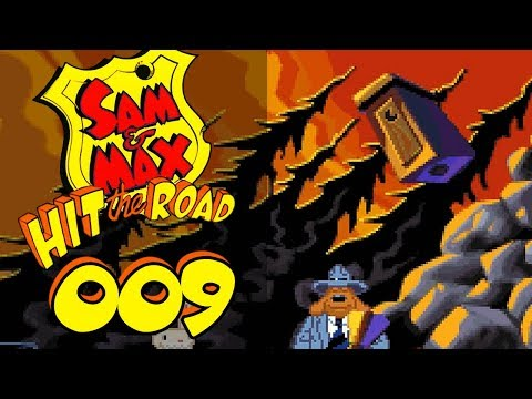 SAM & MAX: HIT THE ROAD [PC] [1993] [009] - Schawul