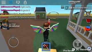 5 min vid roblox assassin bacon trys to trade candy blade for epic red