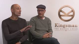 Kingsman Matthew Vaughn Talks About Horrible Studio Notes And The Future Of The Franchise!