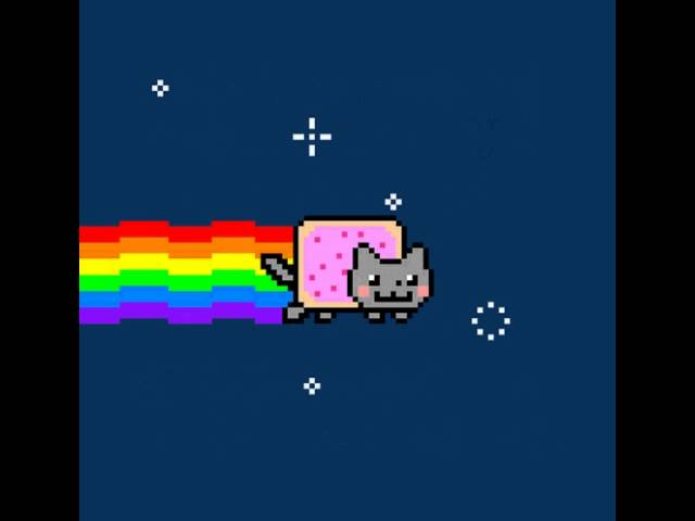 Nyan Cat Travel Video