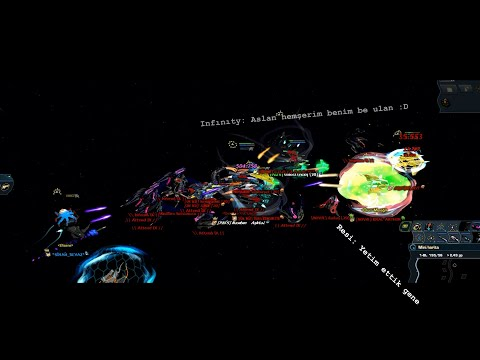 Darkorbit Tr2-Tr3 'Feelings Cry'  Yeni Ay ALASKA Sunar