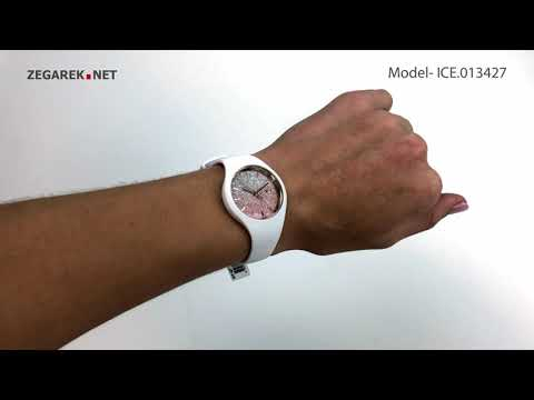 ICE Watch ICE-Lo ICE.013427 ICE Lo White Pink Rozm. S - Zegarek.net