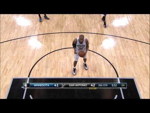 David West Full Game Highlight VS Minnesota Timberwolves (11Points,2Rebounds)
