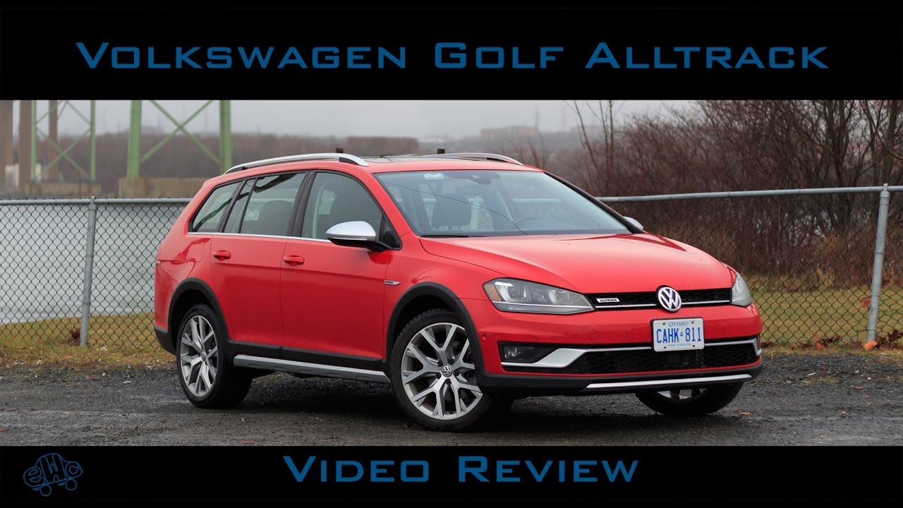 2017 volkswagen golf alltrack video review youtube. Black Bedroom Furniture Sets. Home Design Ideas