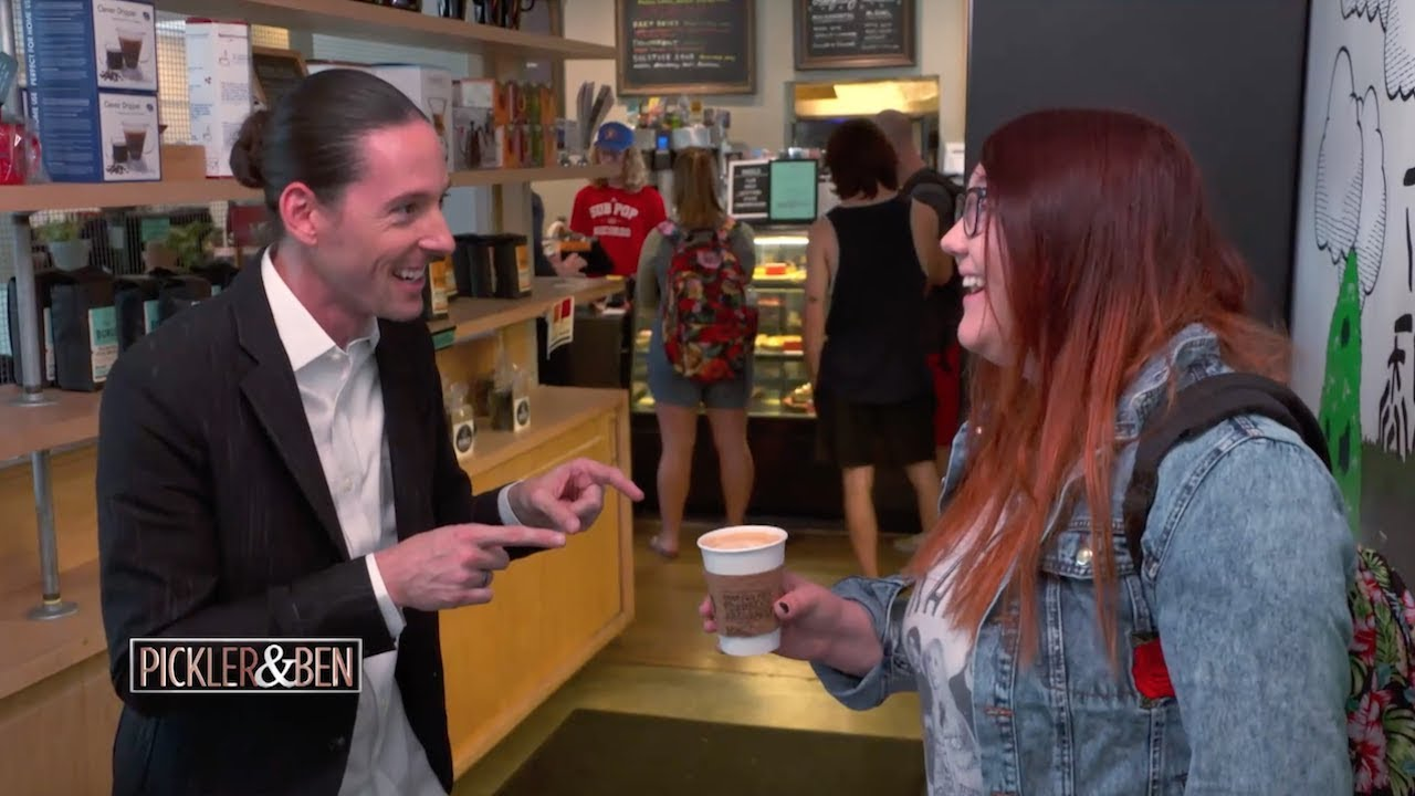 Mentalist Wayne Hoffman Knows How You Like Your Coffee