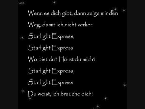 Starlight Express - Starlight Express