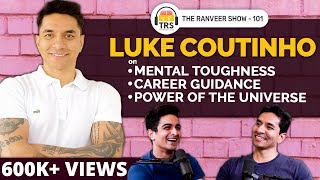 Luke Coutinho On Mental Health And Brain Training For SUCCESS | The Ranveer Show 101