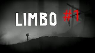 Прохождение игры Limbo на андроид #1 (доставучий паук)