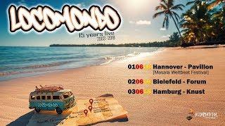 Locomondo - North Germany Tour 2018
