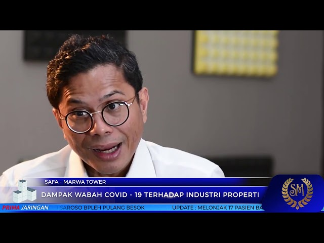 DAMPAK WABAH COVID -19 TERHADAP INDUSTRI PROPERTI